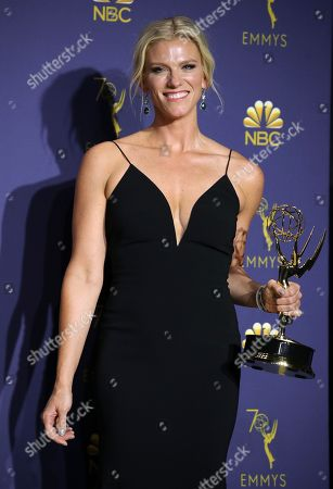 Lindsay Shookus - Outstanding Variety/Sketch Series, 'Saturday Night Live'