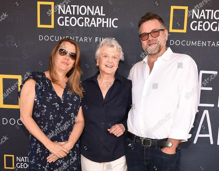Editorial picture of National Geographic Films, 'Science Fair' premiere, Los Angeles, USA - 15 Sep 2018