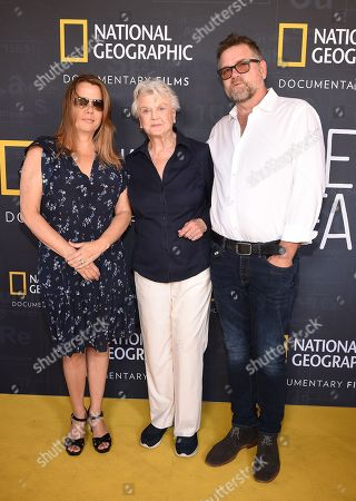 Stock Photo of Emily Lansbury, Angela Lansbury, George Lansbury