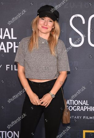 Editorial photo of National Geographic Films, 'Science Fair' premiere, Los Angeles, USA - 15 Sep 2018