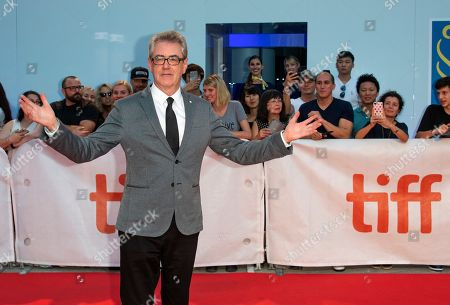 Piers Handling, the Director and CEO of the Toronto International Film Festival, arrives for the screening of the movie 'Jeremiah Terminator LeRoy' during the 43rd annual Toronto International Film Festival (TIFF) in Toronto, Canada, 15 September 2018. Handling will retire at the end of 2018 after 36 years with TIFF.