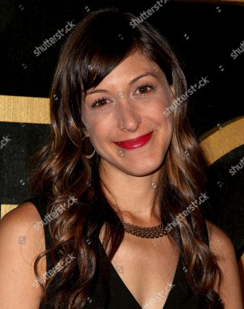 Stock Image of Natalie Gold