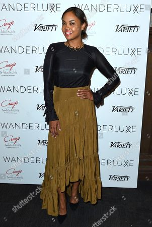 Editorial image of WanderLuxxe Celebrates Diversity in Television Honoring 2018 Emmy Nominees with Variety at Craig's, West Hollywood, USA - 15 Sep 2018