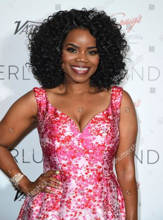 2018 honoree Kelly Jenrette attends the WanderLuxxe Celebrates Diversity in Television Honoring 2018 Emmy Nominees with Variety at Craig's on in West Hollywood, Calif
