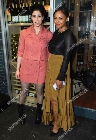 Editorial photo of WanderLuxxe Celebrates Diversity in Television Honoring 2018 Emmy Nominees with Variety at Craig's, West Hollywood, USA - 15 Sep 2018
