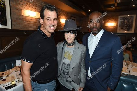 Editorial picture of WanderLuxxe Celebrates Diversity in Television Honoring 2018 Emmy Nominees with Variety at Craig's, West Hollywood, USA - 15 Sep 2018