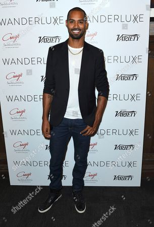Stock Photo of Lamon Archey attends the WanderLuxxe Celebrates Diversity in Television Honoring 2018 Emmy Nominees with Variety at Craig's on in West Hollywood, Calif