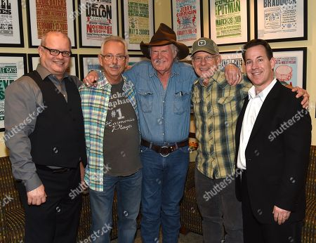 Michael McCall - Curator Country Music Hall of Fame and Museum, Producer Buddy Cannon, Singer/Songwriter Billy Joe Shaver, Songwriter Allen Shamblin and Michael Gray - Museum Editor Country Music Hall of Fame and Museum
