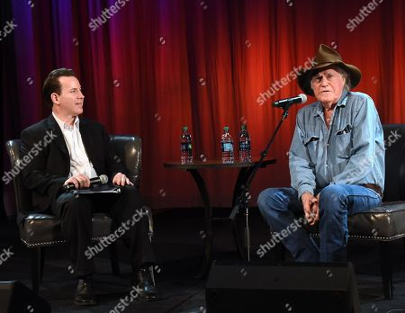 Michael Gray - Museum Editor Country Music Hall of Fame and Museum and Singer/Songwriter Billy Joe Shaver