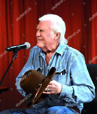 Singer/Songwriter Billy Joe Shaver