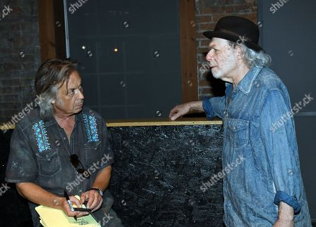 Singer/Songwriters Jim Lauderdale and Buddy Miller