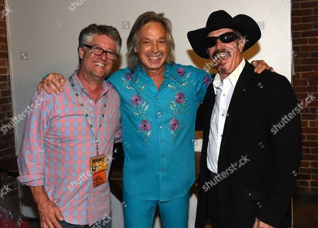 Jed Hilly Executive Director Americana, Singer/Songwriters Jim Lauderdale and Kinky Friedman