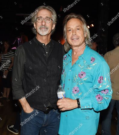 Singer/Songwriters John Leventhal   and Jim Lauderdale