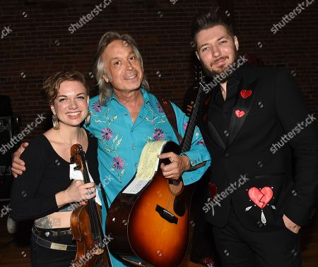 Singer/Songwriters Lizzie Mae, Jim Lauderdale and Producer/Director Jeremy Dylan