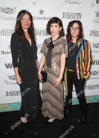 Editorial picture of Variety and Women in Film Pre-Emmy Party, Arrivals, Los Angeles, USA - 15 Sep 2018
