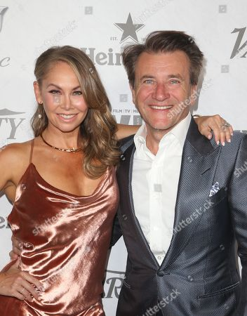 Kym Johnson, Robert Herjavec