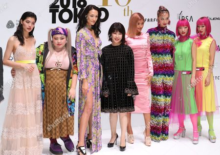 Editorial image of Vogue Fashion's Night Out 2018, Tokyo, Japan - 15 Sep 2018
