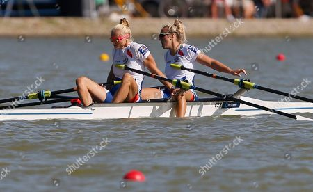 Editorial photo of Rowing World Championships, Plovdiv, Bulgaria - 16 Sep 2018