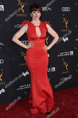 Editorial picture of 2018 Primetime Emmy Awards - Performers Nominee Reception, Beverly Hills, USA - 15 Sep 2018