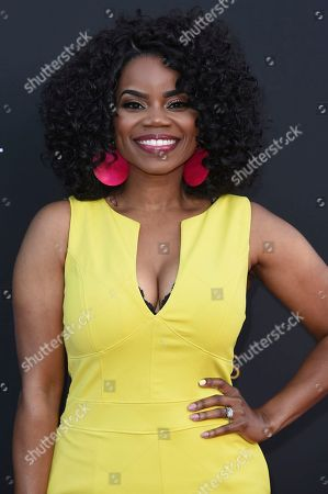 Kelly Jenrette attends the Television Academy Performers Nominee Reception at the Wallis Annenberg Center for the Performing Arts, in Beverly Hills, Calif