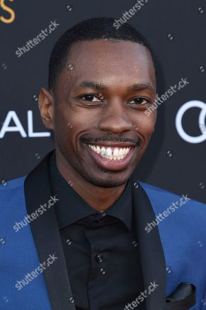 Melvin Jackson Jr. attends the Television Academy Performers Nominee Reception at the Wallis Annenberg Center for the Performing Arts, in Beverly Hills, Calif