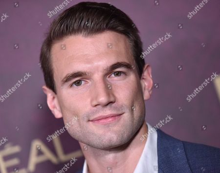 Stock Image of Alex Russell