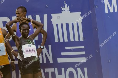 Editorial photo of Marathon, Berlin, Germany - 16 Sep 2018