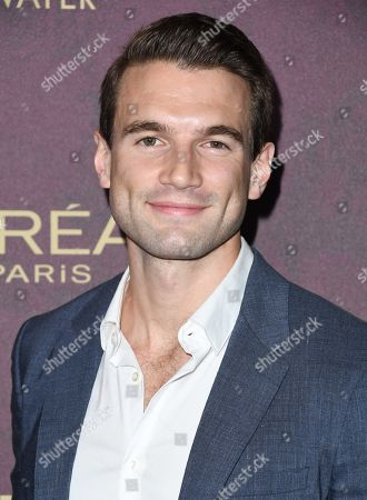 Stock Photo of Alex Russell