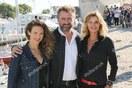 Lorie (aka Lorie), Alexandre Brasseur and Ingrid Chauvin