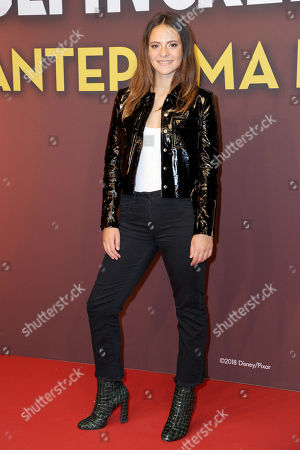 Stock Picture of Francesca Michelin