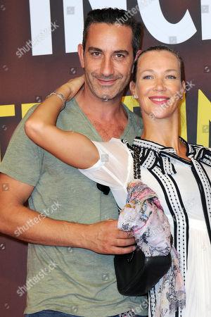 Ludmilla Radchenko and Matteo Viviani