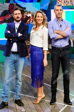 Mia Ceran, Paolo Kessisoglu, Luca Bizzarri
