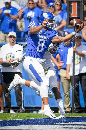 Editorial photo of Murray State Kentucky Football, Lexington, USA - 15 Sep 2018