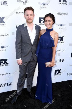 Christian Sprenger and Jessica Lu