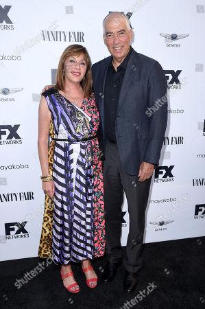 Jeanne Newman and Gary Newman