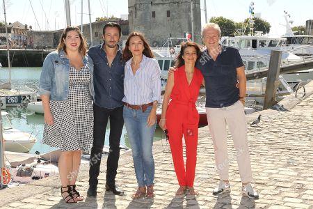 Charlotte Gaccio, Michael Cohen, Natasha Lindinger, Fanny Gilles