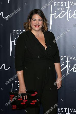 Editorial photo of Closing Ceremony, La Rochelle TV Fiction Festival, France - 15 Sep 2018