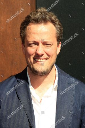 US composer Nathan Barr arriving at the premiere of Universal Pictures ?The House With A Clock In Its Walls? at TCL Chinese Theatre IMAX in Los Angeles, California, USA 16 September 2018. The movie opens in the US 21 September 2018.