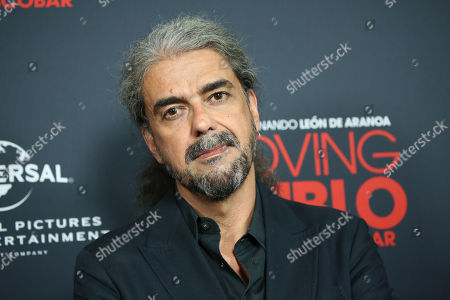 Stock Image of Fernando Leon de Aranoa