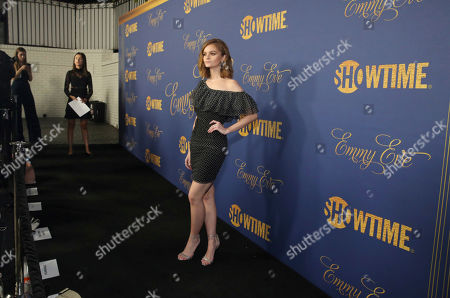 Kerris Dorsey pictured at Showtime's Emmy Eve Celebration at the Chateau Marmont in West Hollywood, CA on