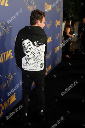Ethan Cutkosky pictured at Showtime's Emmy Eve Celebration at the Chateau Marmont in West Hollywood, CA on