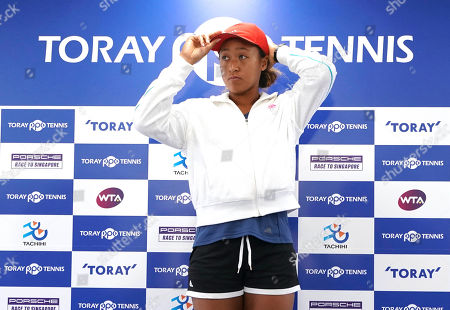 Toray Pan Pacific Open, Day 1