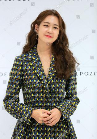 Editorial image of Delpozo event, Seoul, South Korea - 14 Sep 2018
