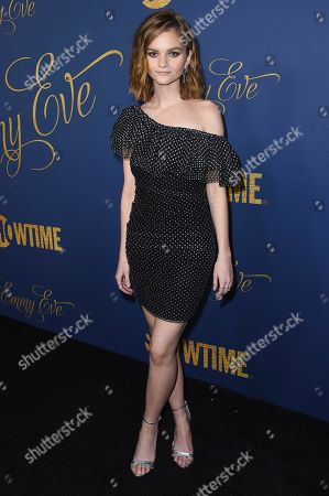 Kerris Dorsey attends the Showtime Emmy Eve Party at Chateau Marmont, in Los Angeles