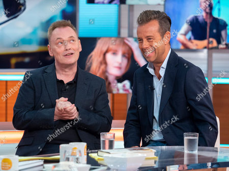 Editorial photo of 'Good Morning Britain' TV show, London, UK - 17 Sep 2018