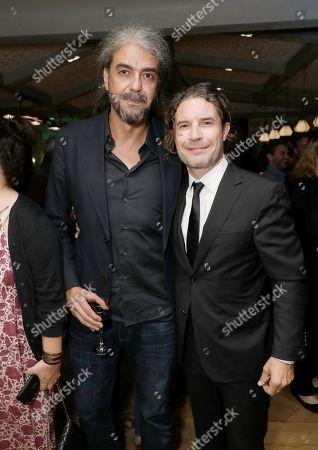 Fernando Leon de Aranoa, Director/Writer, Dean Nichols, Producer