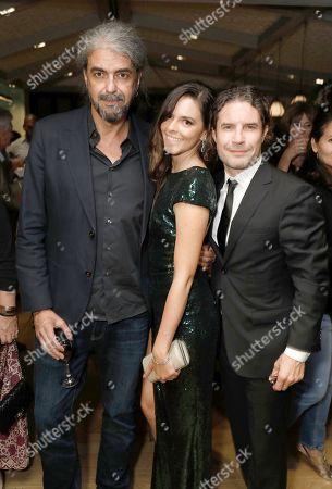 Fernando Leon de Aranoa, Director/Writer, Julieth Restrepo, Dean Nichols, Producer