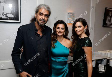 Fernando Leon de Aranoa, Director/Writer, Penelope Cruz, Julieth Restrepo