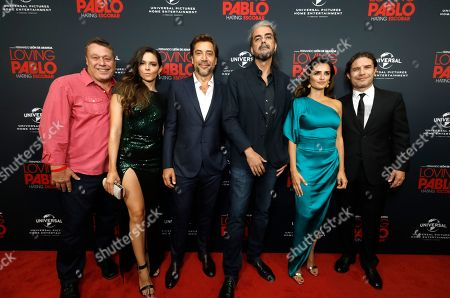 Editorial picture of 'Loving Pablo' film screening, Los Angeles, USA - 16 Sep 2018