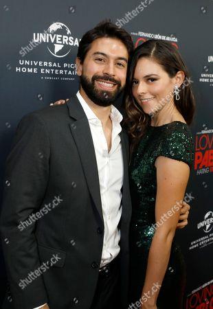 Sebastian Zuleta, Julieth Restrepo